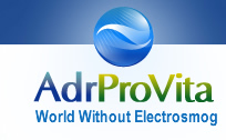 AdrProVita EMF Shielding products.