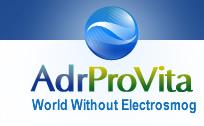AdrProVita EMF Shielding products.