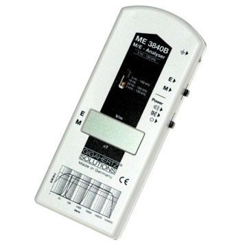 EMF Meter # ME3840B: Advanced Intermediate EMF Meters