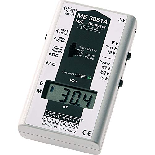 shop here for EMF meters and filters